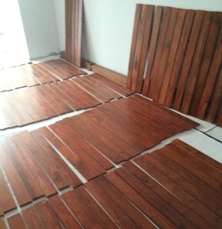 thu mua ván sàn gỗ tốt