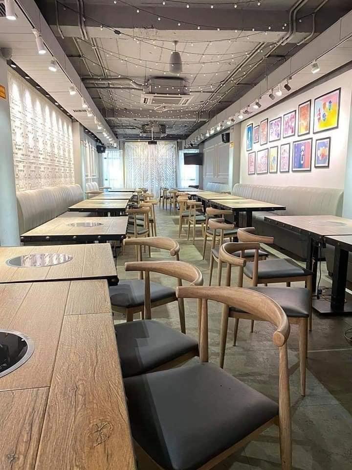 mua bàn ghế quán ăn quán nhậu cũ