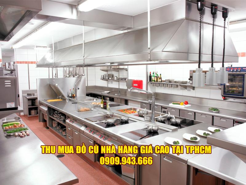 Quy Trình thu mua nội thất nhà hàng giá cao