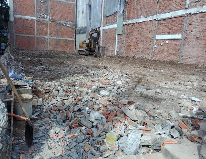 Đình Duy tháo dỡ nhà với phí hợp lý