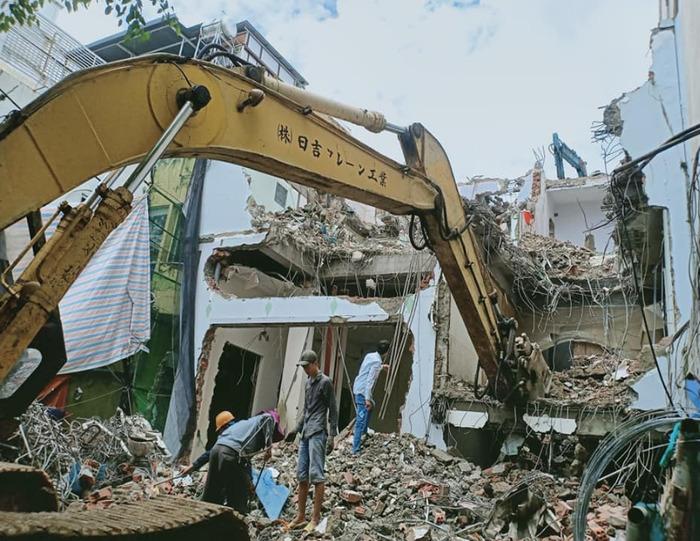Nhu cầu phá dỡ nhà cũ tăng