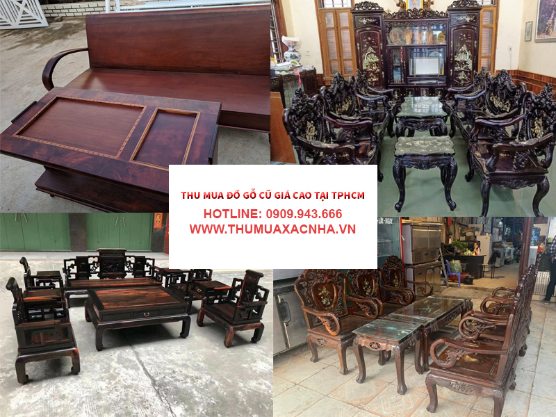 Lý do quý khách nên chọn công ty để thanh lý đồ gỗ cũ