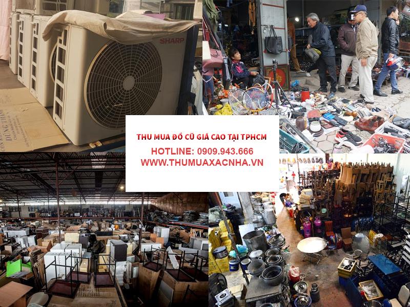 Lợi ích khi lựa chọn Đình Duy để thu mua đồ cũ tại Quận 2?
