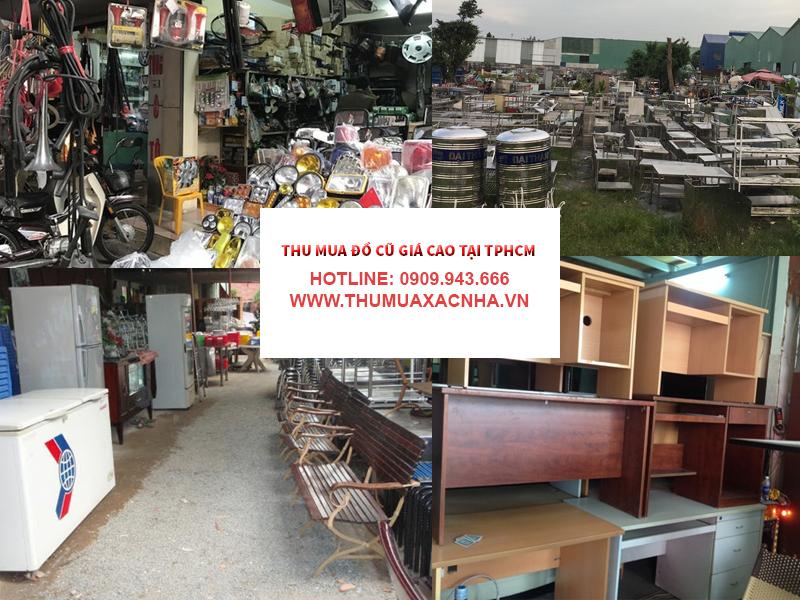Tại sao bạn nên chọn dịch vụ thu mua đồ cũ tại Quận 3 của Đình Duy?
