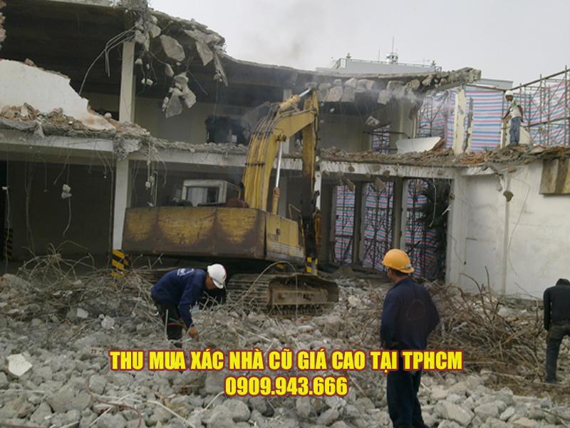 Tổng quan về dịch vụ thu mua xác nhà cũ tại Đình Duy