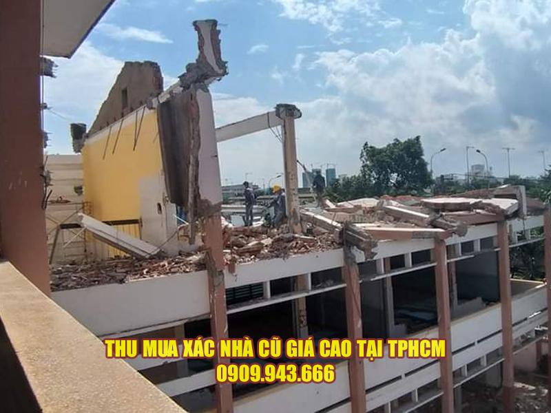 Dịch vụ thu mua xác nhà Quận 5 giá cao - Công ty Đình Duy